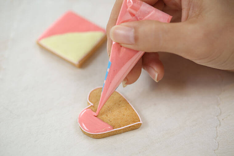 作り方 アイシング 【アイシングクッキー 作り方】簡単な色のつくり方