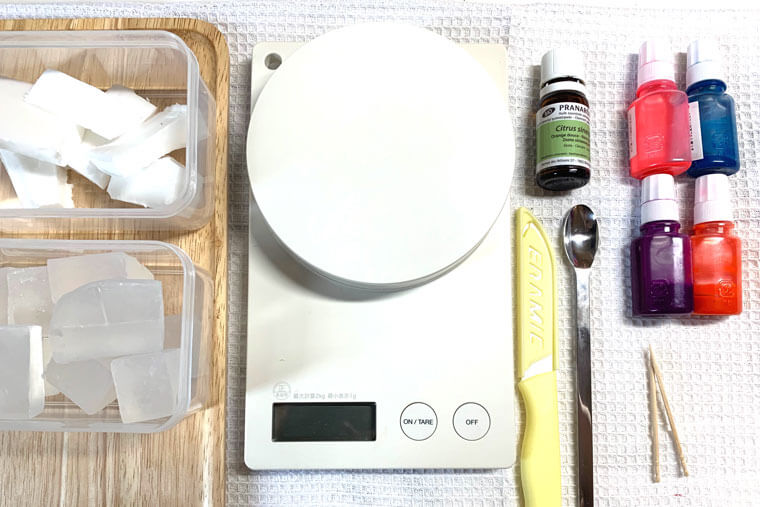 カットソープの作り方