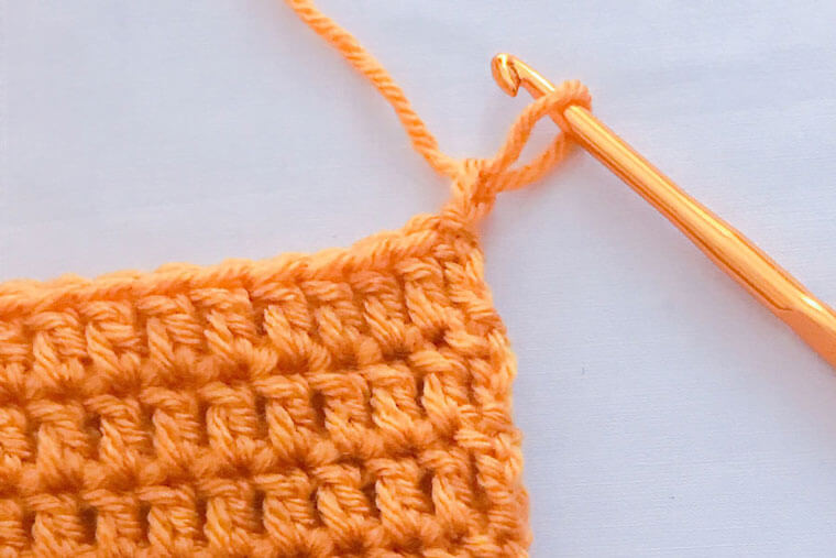 かぎ針編みのバッグの編み方