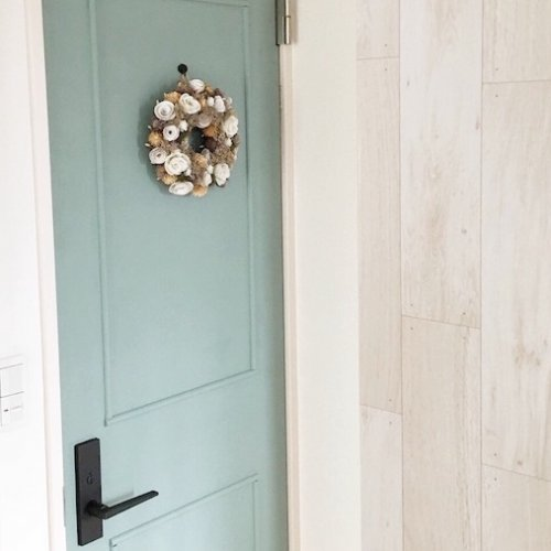 お家のドアをかんたんリメイクする方法