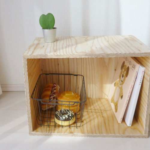 木箱作りでDIYの基礎を学ぼう!