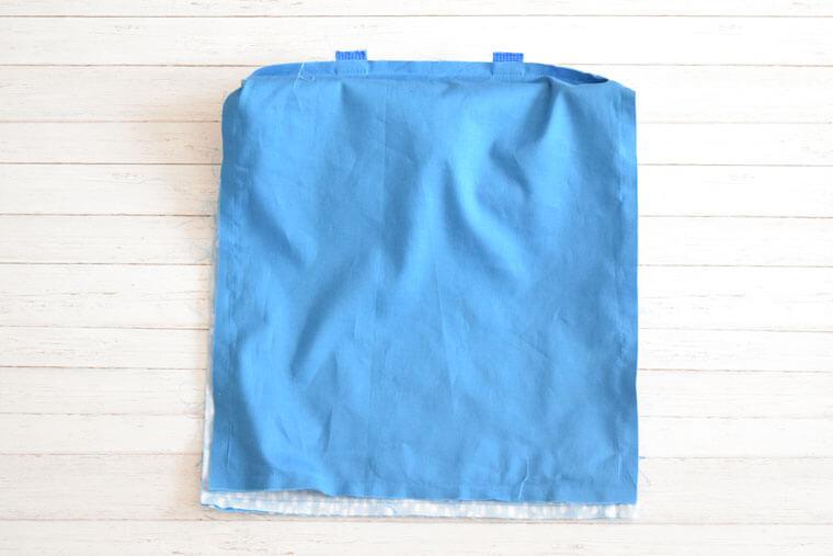 体操着袋の作り方