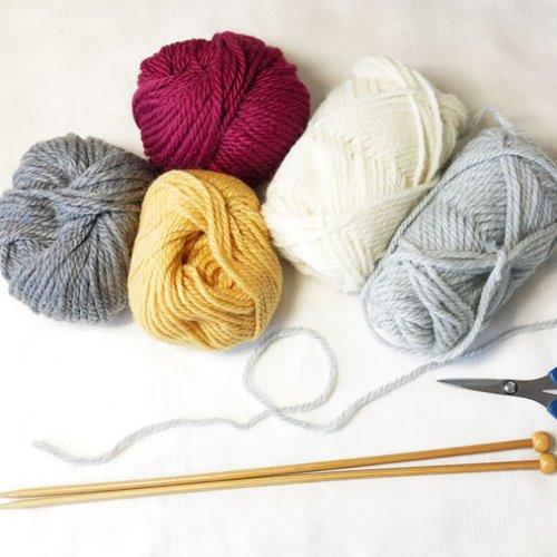 編み物をはじめよう! 棒針編みの基本