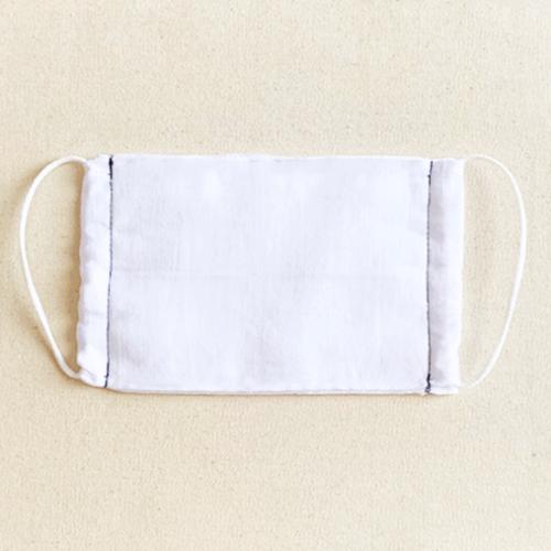 シンプルな平面マスクの作り方 フィルターポケットも付けられます