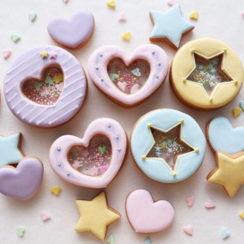 シャカシャカクッキーの作り方 親子で楽しく作れる可愛いおやつ
