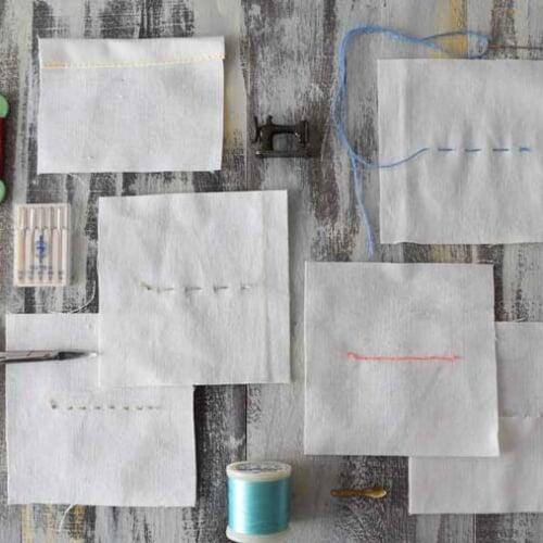 縫い方の基本と裁縫用語を学ぼう