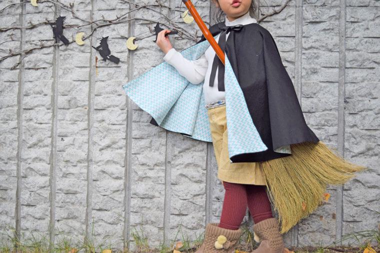 ハロウィン仮装手作り