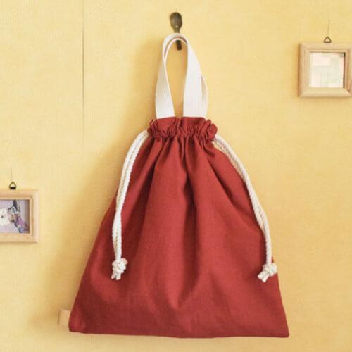 手作りバッグの作り方 | お買い物や通園にも使えるカバンのアイデア集