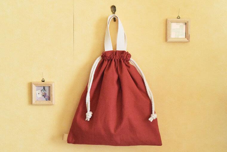 手作りバッグの作り方   お買い物や通園にも使えるカバンのアイデア集