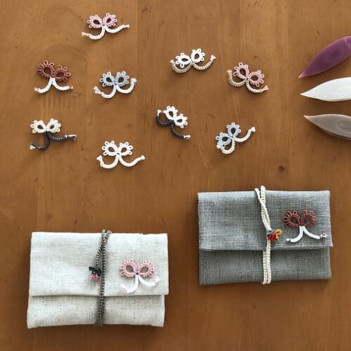 レース編みの基本知識とハンドメイドレシピ集