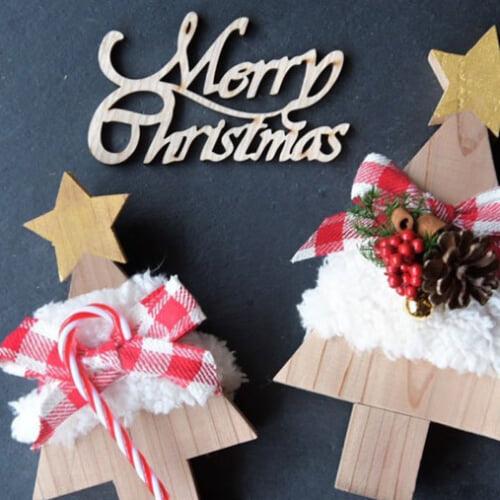冬を楽しもう!素敵なクリスマスツリーの手作りレシピ&アイディアまとめ