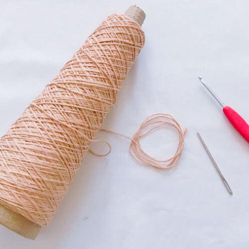 かぎ針編みで作れる、初心者向けおすすめレシピ集