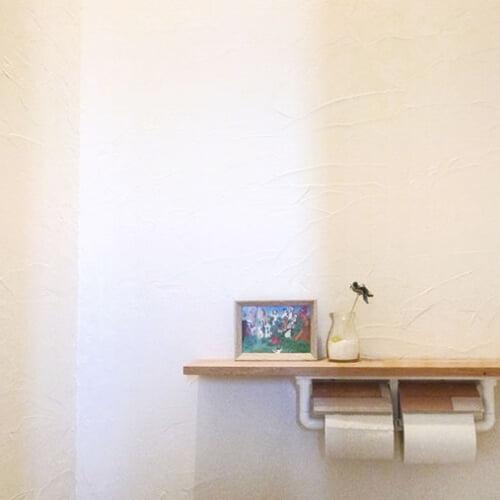 漆喰塗りで壁をセルフDIY 初心者にもおすすめ