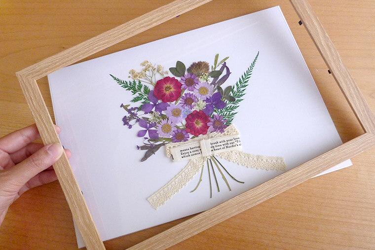 押し花アート