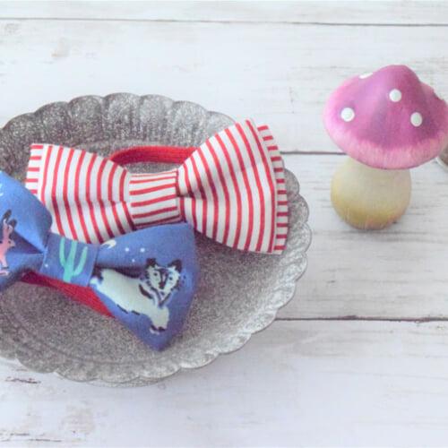 蝶ネクタイの作り方をマスターして、首元をおしゃれに彩ろう!