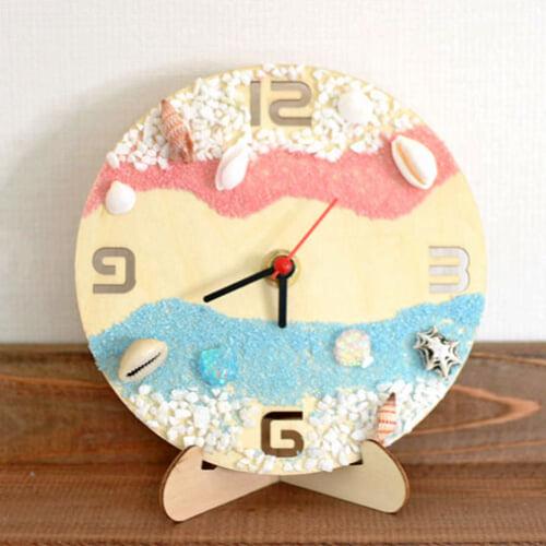 DIYで意外と簡単。おしゃれな手作り時計の基本的な作り方