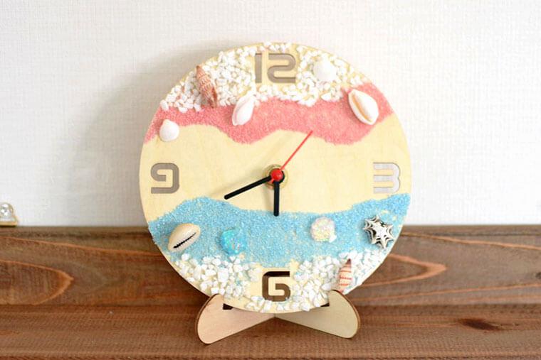 時計 手作り