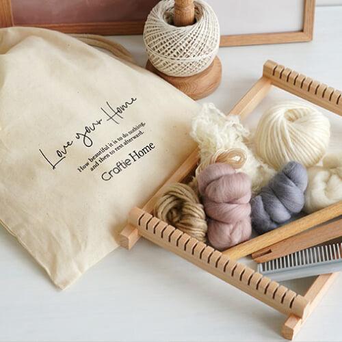 毎月届く「Craftie Home Box 」のハンドメイド体験。10月の受付をスタート!