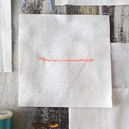 本返し縫いは手縫いの中で一番丈夫!本返し縫いのやり方【縫い方の教科書】
