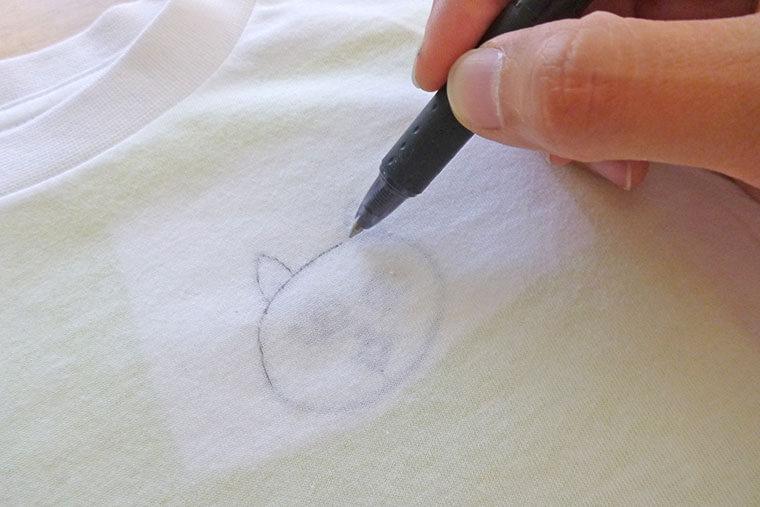 布 絵の具