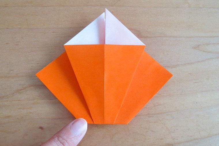ハロウィン 折り紙